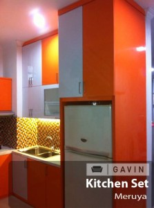 Kitchen Set Bumi Serpong