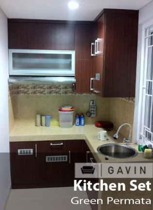Kitchen Set Bintaro