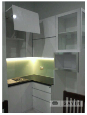 bikin kitchen set
