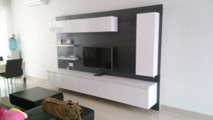 Cabinet Tv Built In