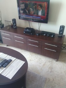 Design Rak TV