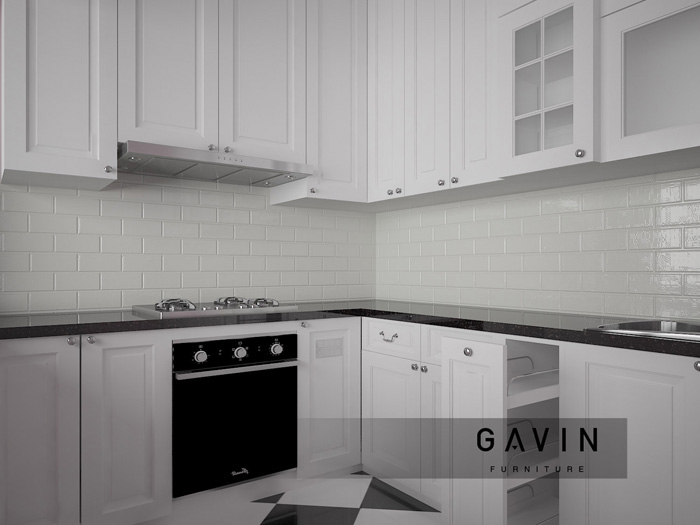 enamel kitchen