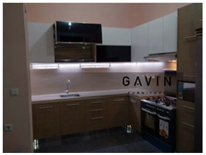 Contoh Workshop Kitchen Set