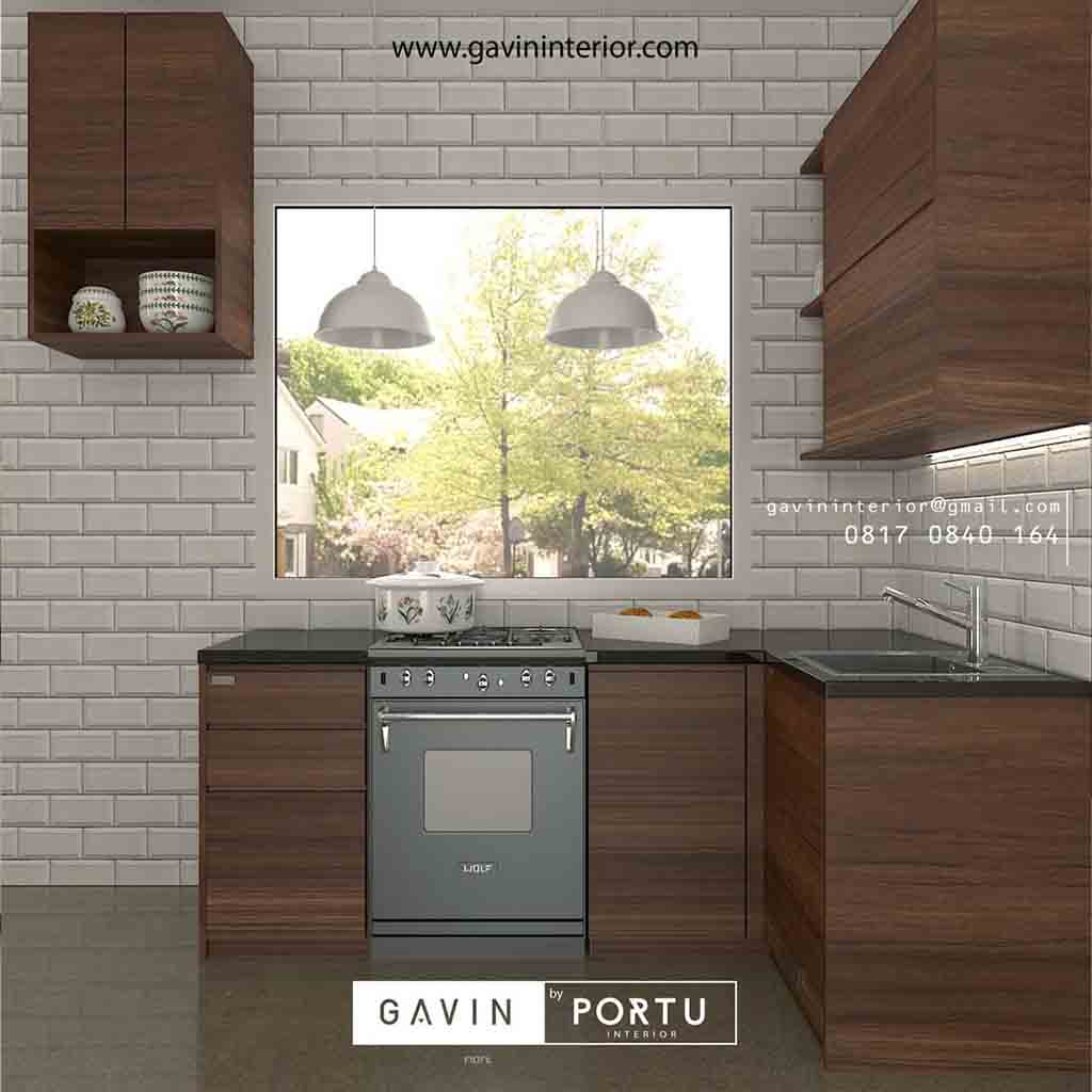 Design Kitchen Set Idaman Berbagai Motif dan Design Cantik