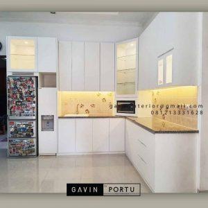 Harga Terjangkau kitchen set HPL Paling Favorit Tahun 2020