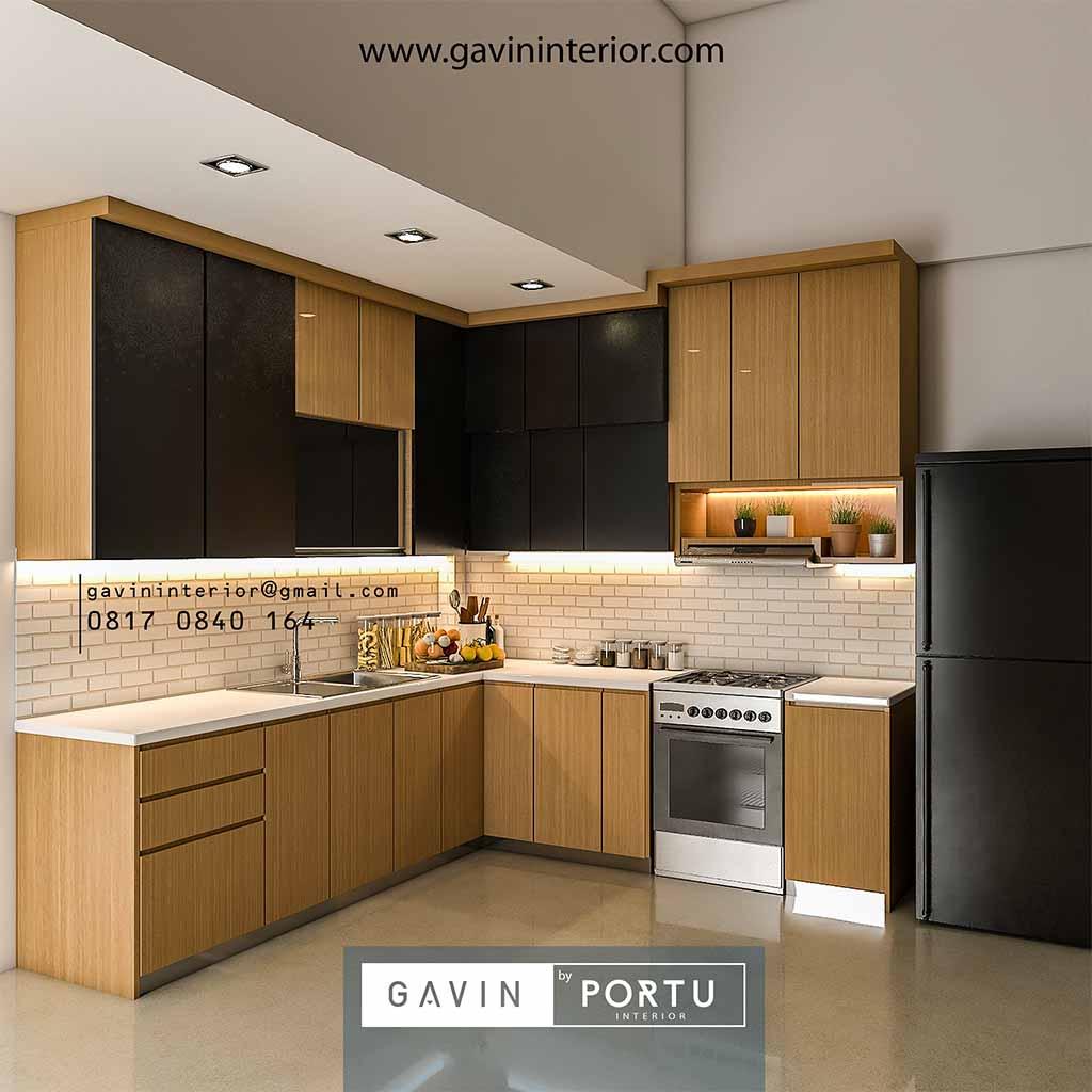 Jasa Kitchen Set Solusi Mendapatkan Desain Sesuai Selera