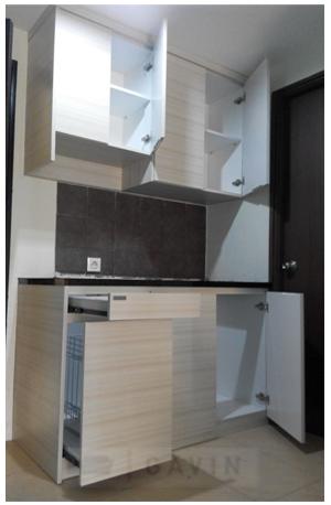harga kitchen set minimalis murah di tangerang