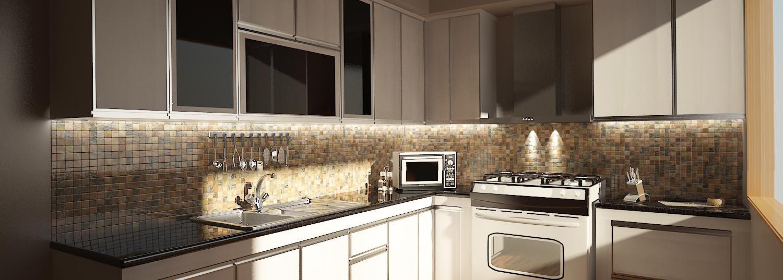 kitchen set bsd by gavin