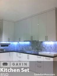 biaya kitchen set per m lari