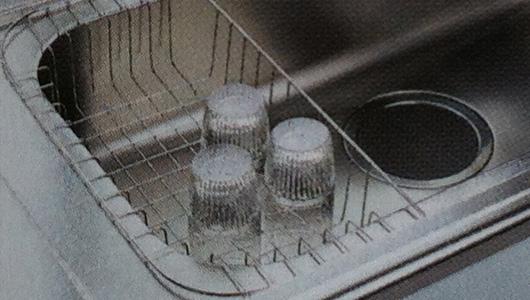 enameled washstand type 2