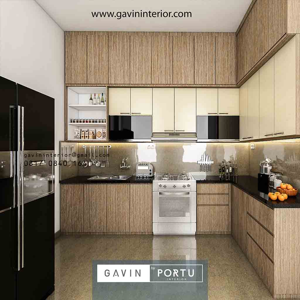 Ide Kitchen Set Membuat Rumah Lebih Menarik