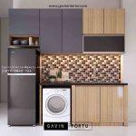 Kitchen Set Minimalis Untuk Apartment