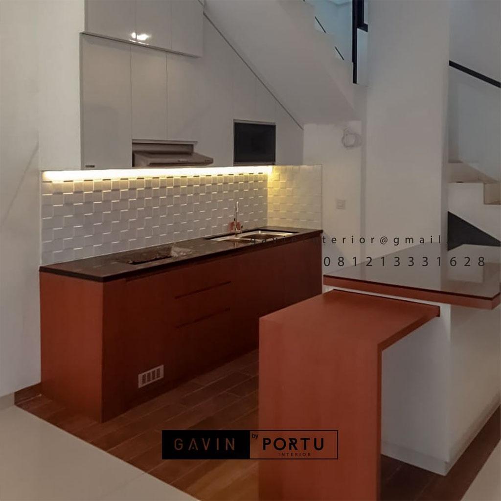 Kitchen Cabinets Murah Minimalis Cantik dan Lengkap ID3612